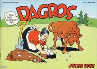Cover Thumbnail for Dagros (Semic, 1979 series) #1985
