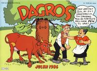 Cover Thumbnail for Dagros (Semic, 1979 series) #1986