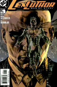 Cover for Lex Luthor: Man of Steel (DC, 2005 series) #1