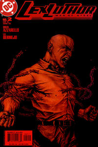 Cover Thumbnail for Lex Luthor: Man of Steel (DC, 2005 series) #2