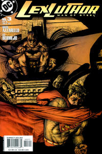 Cover Thumbnail for Lex Luthor: Man of Steel (DC, 2005 series) #3