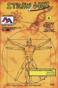 Cover Thumbnail for Straw Men (Innovation, 1989 series) #6