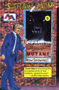 Cover Thumbnail for Straw Men (Innovation, 1989 series) #8