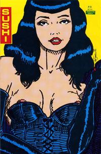 Cover Thumbnail for Sushi (Shunga Comix, 1990 series) #8