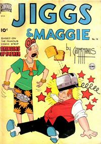 Cover Thumbnail for Jiggs and Maggie (Pines, 1949 series) #14