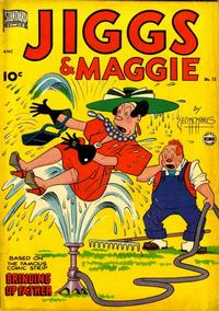 Cover Thumbnail for Jiggs and Maggie (Pines, 1949 series) #15