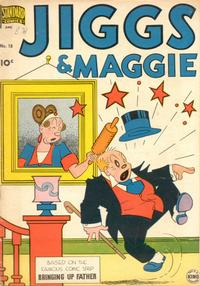 Cover Thumbnail for Jiggs and Maggie (Pines, 1949 series) #18