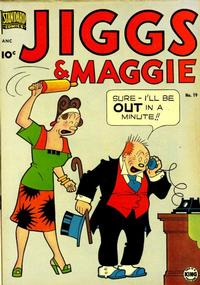 Cover Thumbnail for Jiggs and Maggie (Pines, 1949 series) #19