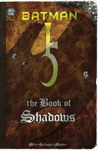 Cover Thumbnail for The Book of Shadows (DC, 1999 series)