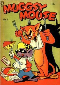 Cover Thumbnail for Muggsy Mouse (Magazine Enterprises, 1951 series) #1