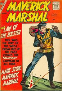 Cover Thumbnail for Maverick Marshal (Charlton, 1958 series) #1