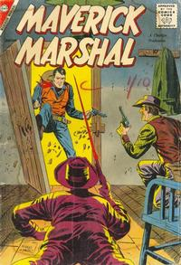 Cover Thumbnail for Maverick Marshal (Charlton, 1958 series) #2