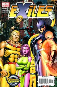 Cover Thumbnail for Exiles (Marvel, 2001 series) #78 [Direct Edition]