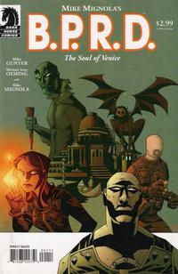 Cover Thumbnail for B.P.R.D. The Soul of Venice (Dark Horse, 2003 series) #[nn]
