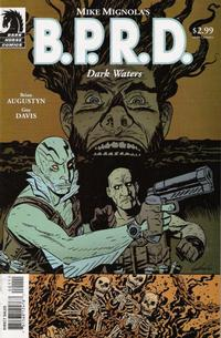 Cover Thumbnail for B.P.R.D. Dark Waters (Dark Horse, 2003 series) #[nn]