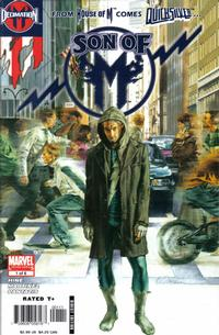 Cover Thumbnail for Son of M (Marvel, 2006 series) #1