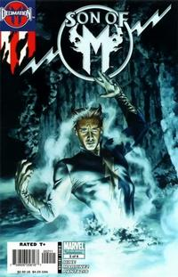 Cover Thumbnail for Son of M (Marvel, 2006 series) #2