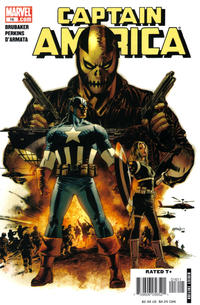 Cover Thumbnail for Captain America (Marvel, 2005 series) #16