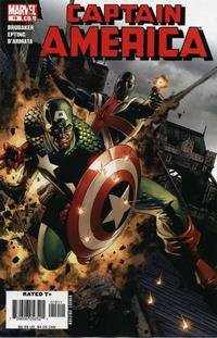 Cover Thumbnail for Captain America (Marvel, 2005 series) #19