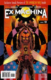 Cover Thumbnail for Ex Machina (DC, 2004 series) #17