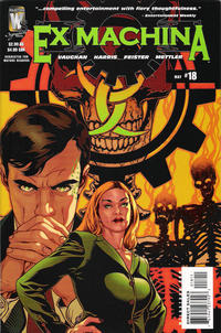 Cover Thumbnail for Ex Machina (DC, 2004 series) #18