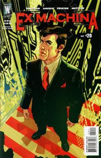 Cover Thumbnail for Ex Machina (DC, 2004 series) #20