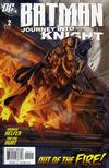 Cover for Batman: Journey into Knight (DC, 2005 series) #2
