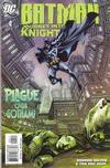 Cover for Batman: Journey into Knight (DC, 2005 series) #4