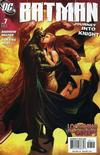 Cover for Batman: Journey into Knight (DC, 2005 series) #7