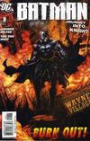Cover for Batman: Journey into Knight (DC, 2005 series) #8