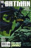 Cover for Batman: Journey into Knight (DC, 2005 series) #12