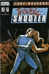 Cover for Tony Bravado, Trouble-Shooter (Diamond Press, 1988 series) #3