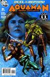 Cover for Aquaman: Sword of Atlantis (DC, 2006 series) #41