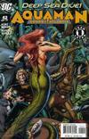 Cover for Aquaman: Sword of Atlantis (DC, 2006 series) #42