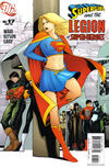 Cover for Supergirl and the Legion of Super-Heroes (DC, 2006 series) #17