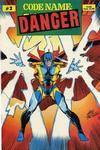 Cover for Codename: Danger (Lodestone, 1985 series) #2