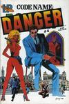 Cover for Codename: Danger (Lodestone, 1985 series) #4