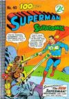 Cover for Superman Supacomic (K. G. Murray, 1959 series) #40