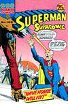 Cover for Superman Supacomic (K. G. Murray, 1959 series) #168