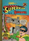 Cover for Superman Supacomic (K. G. Murray, 1959 series) #10