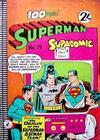Cover for Superman Supacomic (K. G. Murray, 1959 series) #19