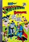 Cover for Superman Supacomic (K. G. Murray, 1959 series) #21