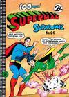 Cover for Superman Supacomic (K. G. Murray, 1959 series) #24