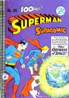 Cover for Superman Supacomic (K. G. Murray, 1959 series) #26