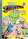 Cover for Superman Supacomic (K. G. Murray, 1959 series) #31