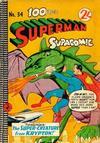 Cover for Superman Supacomic (K. G. Murray, 1959 series) #34