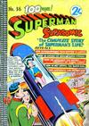 Cover for Superman Supacomic (K. G. Murray, 1959 series) #36