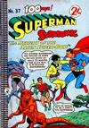 Cover for Superman Supacomic (K. G. Murray, 1959 series) #37