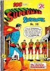 Cover for Superman Supacomic (K. G. Murray, 1959 series) #38