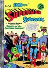 Cover for Superman Supacomic (K. G. Murray, 1959 series) #56